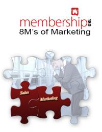 The 8 M's of Marketing for Membership Organizations