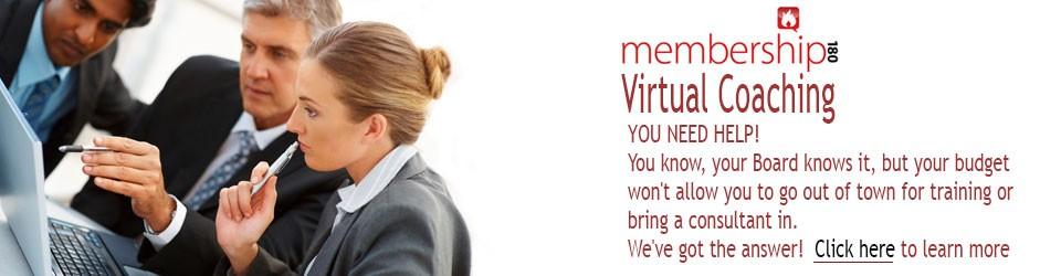 Virtual Coaching slider