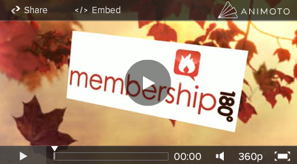 Thanksgiving Video Thumbnail - Membership 180