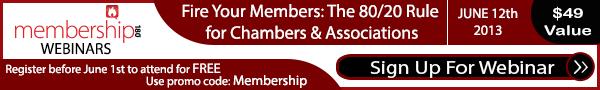 organization management banner for webinar