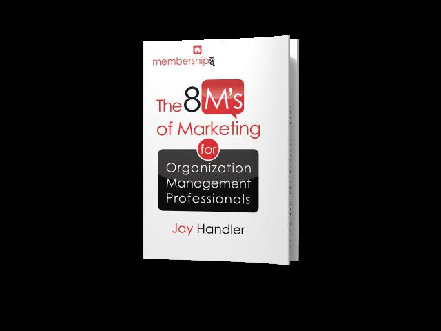 8m's of marketing book