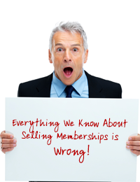 selling memberships