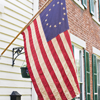 What I learned about organization management from a visit to Betsy Ross's home