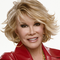 Joan Rivers, Chamber of Commerce Executive???