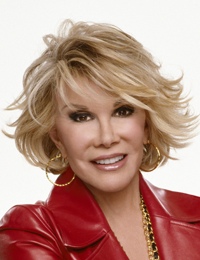 Joan Rivers, Chamber of Commerce Executive